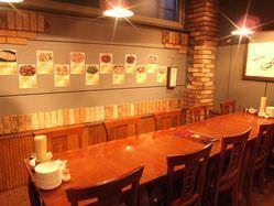 刀削麺・火鍋・西安料理 XI'AN(シーアン) 有楽町店 店内の画像
