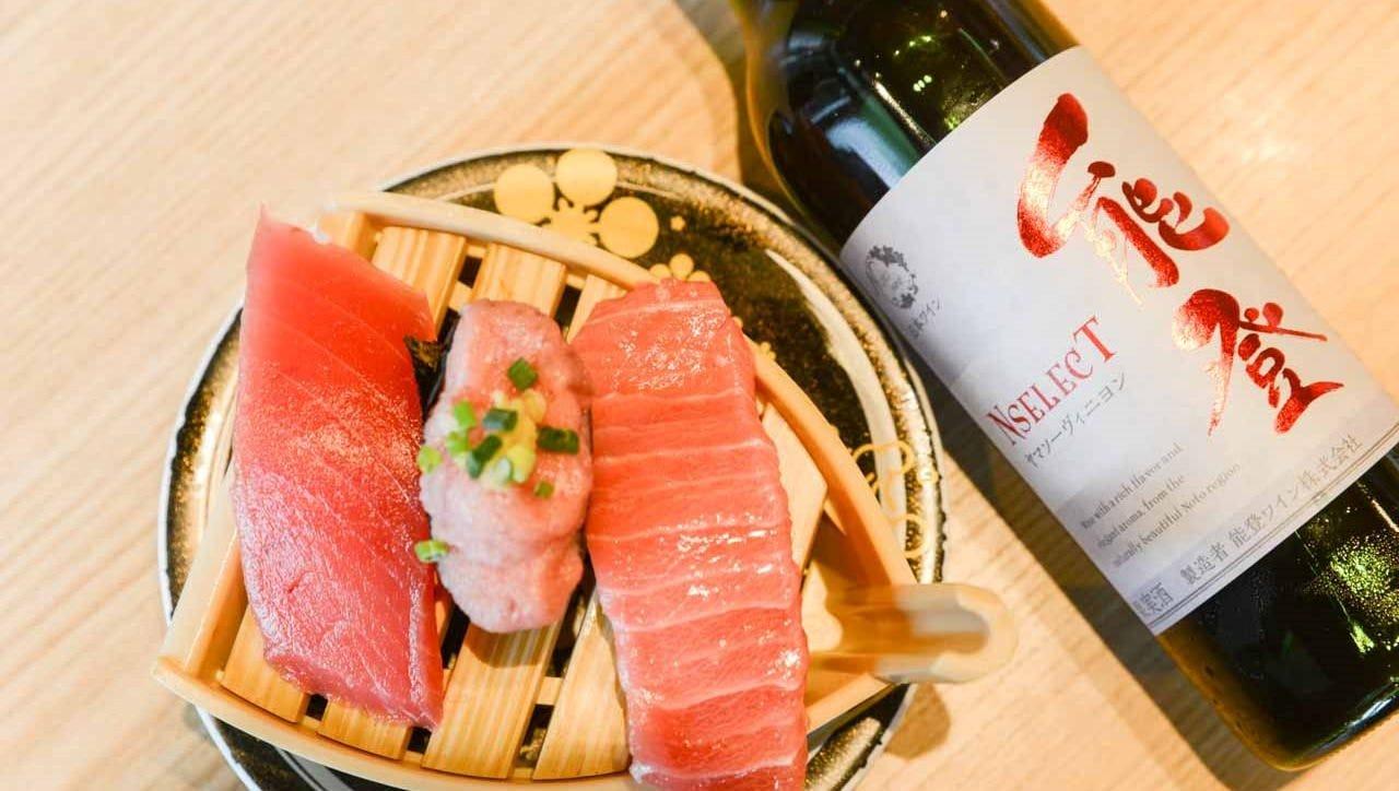 絶品寿司!新鮮魚介で贅沢に乾杯♪