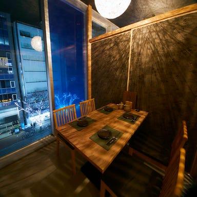 韓流個室居酒屋 博多牛臓-GYUZO- 福岡博多筑紫口店 店内の画像