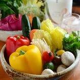 厳選された新鮮野菜【全国各地】