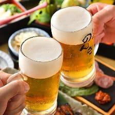 【2時間飲み放題付】のんきのおすすめまんぷくプラン〈全11品〉歓迎会・送別会・宴会・飲み会
