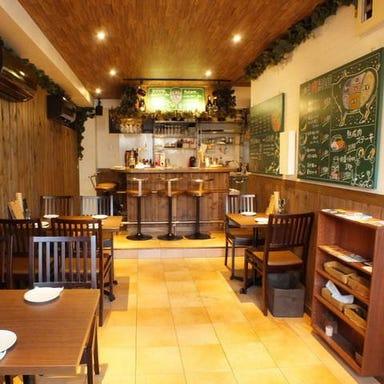 肉バル 洋食酒場 goat -ゴート- 立川南口店 店内の画像