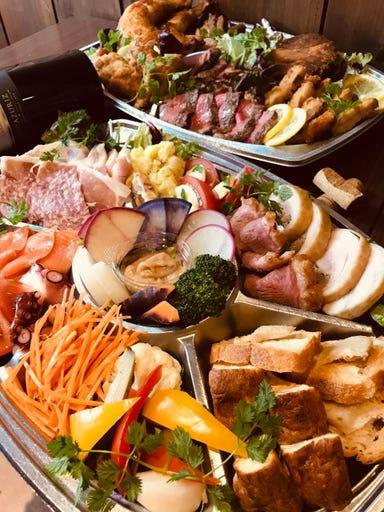 肉バル 洋食酒場 goat -ゴート- 立川南口店 メニューの画像