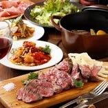 goatの自慢のお肉と鎌倉野菜をご堪能ください!