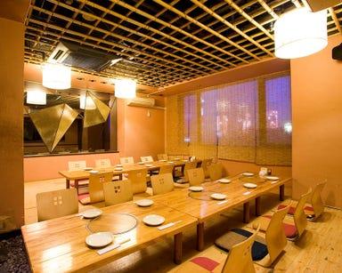 博多中洲 遊食亭  店内の画像