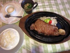 国産牛サーロインステーキセット 180g