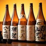 地鶏と相性抜群!多彩な日本酒♪【青森県】