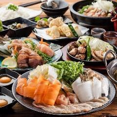 日本酒と地鶏 八鶴〜Hakkaku〜 新橋店