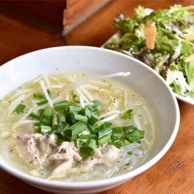 ベトナム料理 Xin chao 六本松店  こだわりの画像