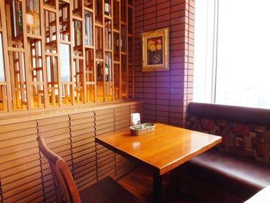 グリル満天星 日本橋三越本店 店内の画像