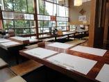 最大20名様個室 2個有ります テーブル席の個室もございます。