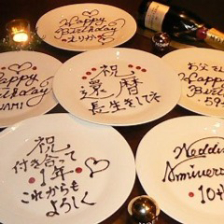【サプライズ】誕生日や歓送迎会に!
