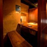 【完全個室】2~5名の一体感溢れる格子戸個室