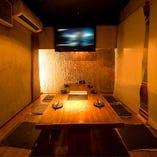 【完全個室】木の温もり溢れる大人の個室 4~10名様