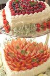 スペシャルケーキも!【イメージ】