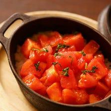 フレッシュトマトのあっさりストウブ飯