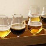 ビールの飲み比べセット