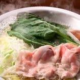 吉翔日本酒鍋 (※二人前より承ります)