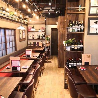 北海道直送生牡蠣&肉バル 北の国バル 蒲田東口店  店内の画像