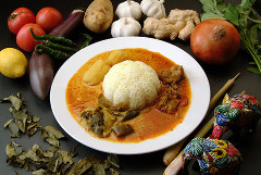 スリランカ家庭料理monara(モナラ)