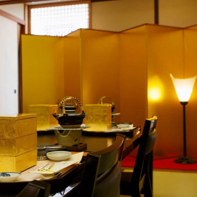 近江牛 日本料理 ひょうたんや  店内の画像