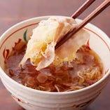 豚肉×和風つゆ×薬味 三位一体が織り成す新しい日本料理「つゆしゃぶ」