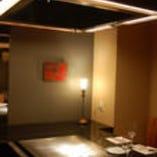 お二人の大事な後会食にぴったりのお部屋を用意しております。