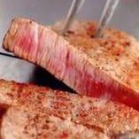 肉本来の味を感じるためまずはシンプルに塩コショウで