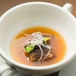 コース:本日のスープ