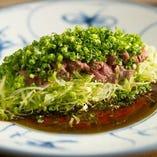 野菜の食感とお肉の甘味が絶妙なハーモニーを奏でます