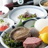 【お料理のみ】レディースセットコース