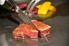 ◆【お料理のみ】程よい脂と赤身のハーモニーに思わずうっとり『国産牛ヒレ肉のコース』[全6品]