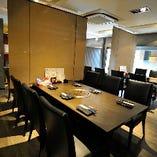 テーブル席(6名様まで)