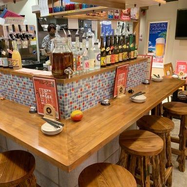 沖縄料理 ハレクニ  店内の画像