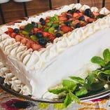 ≪ケーキ≫お預かりします!