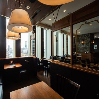 ハンバーグ ステーキ グリル大宮 グランフロント大阪店 店内の画像