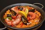 本格的なスペイン料理を中心に、手作りの料理をご提供!