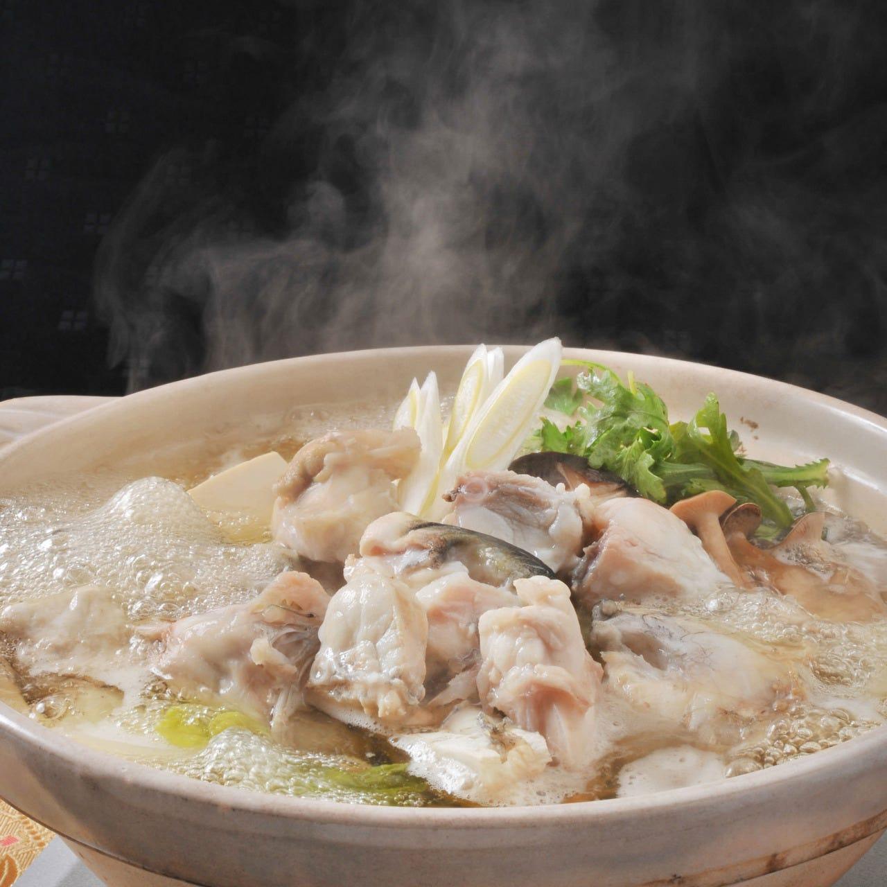 寒い日には、やっぱり鍋