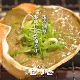 焼き物がおいしい季節です~カニ味噌甲羅焼き~