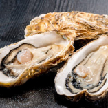 北海道厚岸/瀬戸内相生産 活牡蠣の浜焼き(1ヶ180~230円)