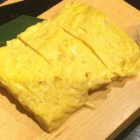 会津地鶏の卵焼き