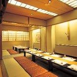 3Fに36名様までご利用可能 大型宴会個室が完成!ご宴会に最適