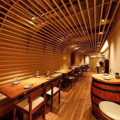 焼き鳥とワイン+ビストロおでん 3B ‐3Nice Bar‐  店内の画像