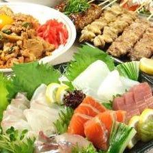 食べ放題&飲み放題3Hコース3800円