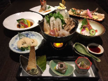 秋田郷土料理と旬と地酒が楽しめる店