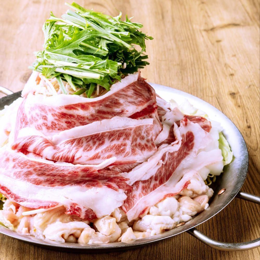 たっぷり野菜とお肉を秘伝の出汁で炊き上げる、『感動の旨い』!