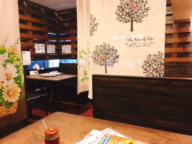 肉鍋とからあげの店 儿 ‐JIN‐  店内の画像