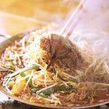 これぞ!大阪名物!!!鉄板肉鍋 野菜もお肉もモッサリ♪