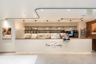 Time is Curry シャポー市川店  店内の画像