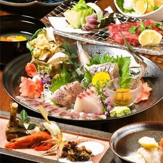 各種宴会コースは¥3000~と居酒屋並みの価格!